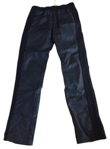 Petit Lem Pleather Little Girls Neiman Marcus Black Leggings