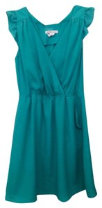BCBGeneration short dress Sea foam green on Tradesy