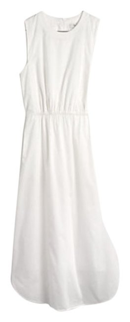 White Maxi Dress by Madewell