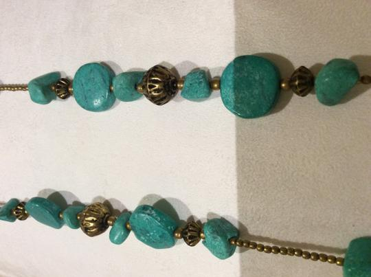 Other Turquoise long necklace