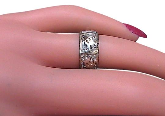 Other Sterling Silver Turtle Band Ring