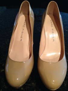 Marc Fisher Tan Pumps