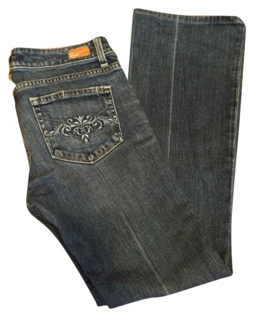 Preload https://item2.tradesy.com/images/paige-blue-laurel-canyon-boot-cut-jeans-size-28-4-s-5366746-0-0.jpg?width=400&height=650