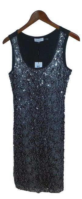 Calvin Klein Sequin Holiday Party Dress