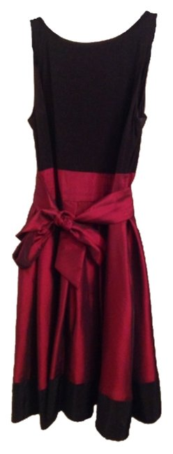 Preload https://item3.tradesy.com/images/sl-fashions-red-and-black-knee-length-formal-dress-size-12-l-5368567-0-0.jpg?width=400&height=650