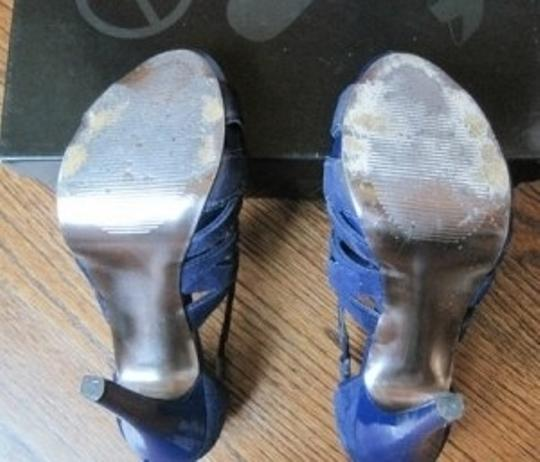 Steve Madden Electric blue Pumps
