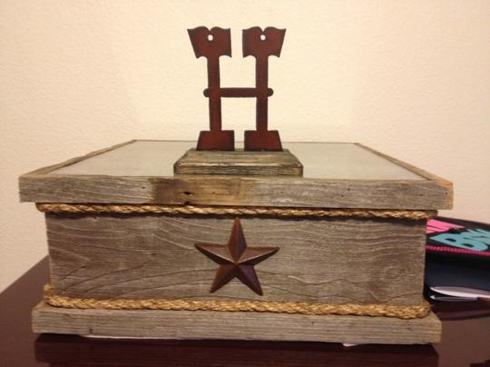Other Rustic Western Wooden Cake Stand Tableware