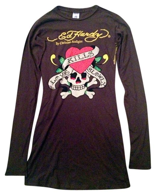Preload https://img-static.tradesy.com/item/537312/ed-hardy-above-knee-short-casual-dress-size-2-xs-0-0-650-650.jpg