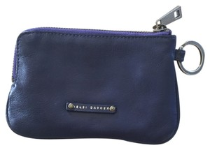 Kelsi Dagger Free-with-purchase Small Leather Wallet with a key ring