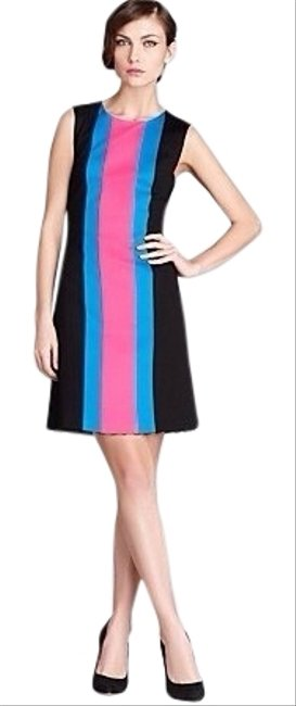 Preload https://item5.tradesy.com/images/trina-turk-black-with-pink-and-acquamarine-price-reduced-desert-dreaming-color-shift-knee-length-wor-537389-0-1.jpg?width=400&height=650