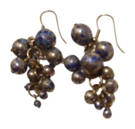 Preload https://img-static.tradesy.com/item/537563/bluesilver-bead-dangles-and-earrings-0-0-540-540.jpg