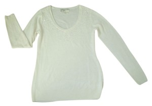 Debbie Morgan Acrylic Machine Washable Imported V-neckline With Sequins Style Long Sleeves Relaxed Fit At Sweater