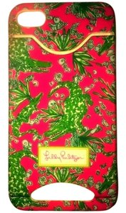 Lilly Pulitzer Lilly Pulitzer iPhone 4/4S case w/ card holder