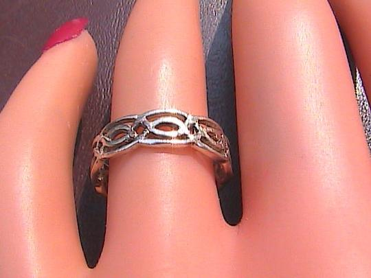 Other Sterling Silver Filigree Style band Ring