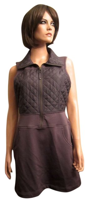 Preload https://item4.tradesy.com/images/athleta-brown-quilted-primaloft-top-zip-front-chocolate-above-knee-short-casual-dress-size-6-s-5379913-0-0.jpg?width=400&height=650