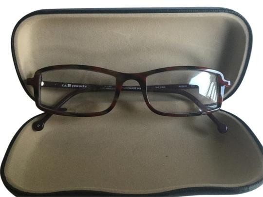 Preload https://item2.tradesy.com/images/red-black-and-olive-green-reading-glasses-frame-5380156-0-0.jpg?width=440&height=440