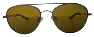 Eagle Eyes Eagle Eyes Explorer 10019 Aviator Sunglasses Amber Lens Excellent Early Model