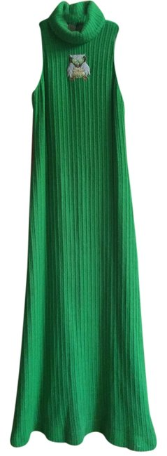 Preload https://item1.tradesy.com/images/kelly-green-60-s-posh-designer-long-casual-maxi-dress-size-6-s-5380780-0-0.jpg?width=400&height=650