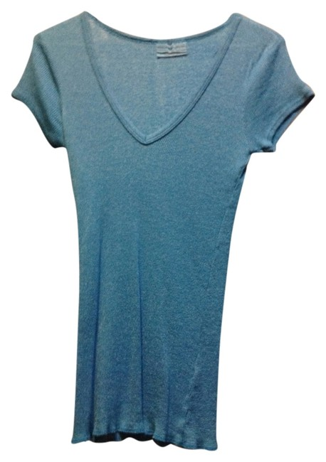 Michael stars t shirt turquoise 55 off retail for Michael stars tee shirts