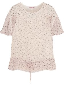 See by Chloé short dress Pastel Pink on Tradesy