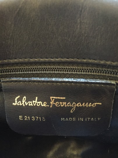 Salvatore Ferragamo Vintage Cross Body Bag