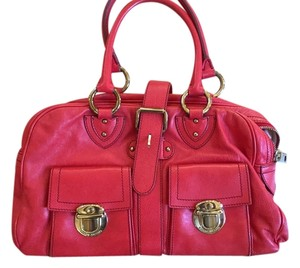 Marc Jacobs Satchel in Red