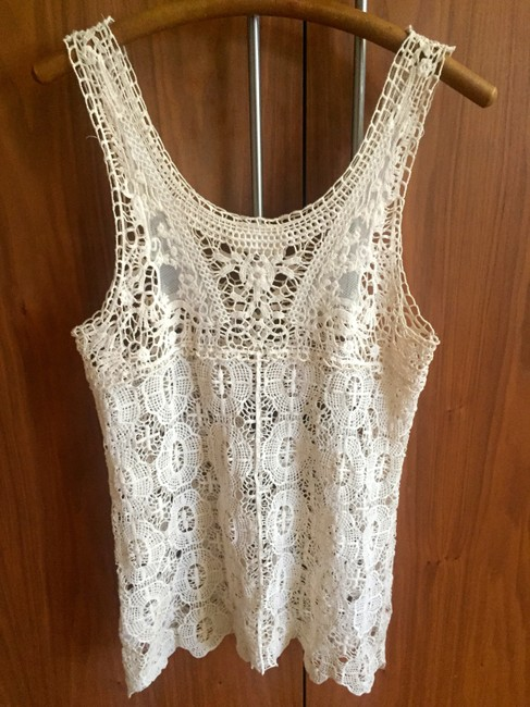 Pins and Needles Top white