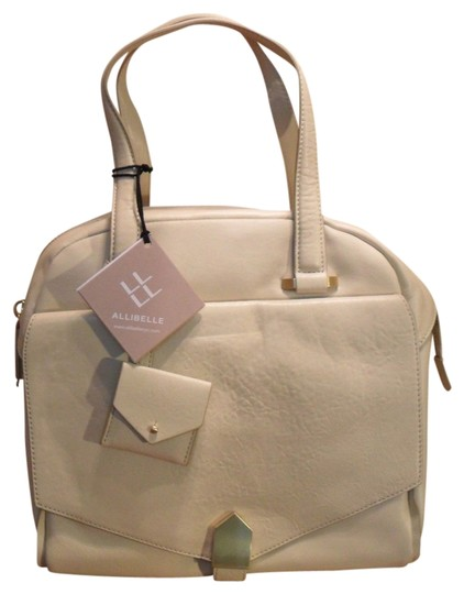 Preload https://item5.tradesy.com/images/allibelle-folio-dome-handbag-cream-leather-satchel-538249-0-0.jpg?width=440&height=440
