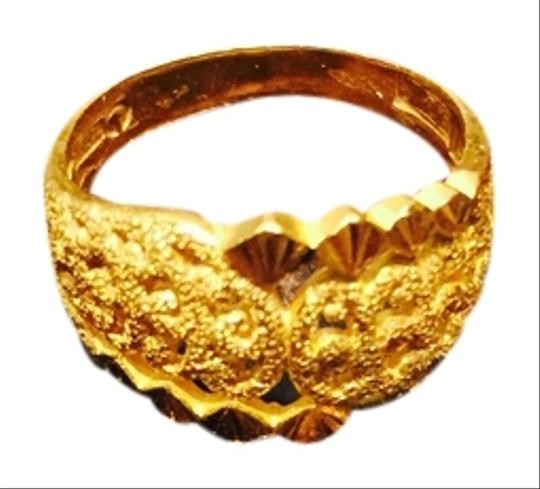 Preload https://item2.tradesy.com/images/yellow-solid-gold-23k-ring-5382856-0-0.jpg?width=440&height=440