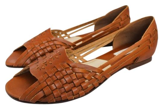 Preload https://item5.tradesy.com/images/michael-kors-brown-woven-leather-peep-toe-in-nutmeg-sandals-size-us-85-regular-m-b-5383309-0-0.jpg?width=440&height=440
