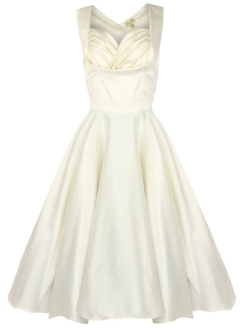 New Never Been Worn Modcloth Wedding Dress in Aisle Be There Dress
