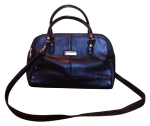 Liz Claiborne Cross Body Tote in Black
