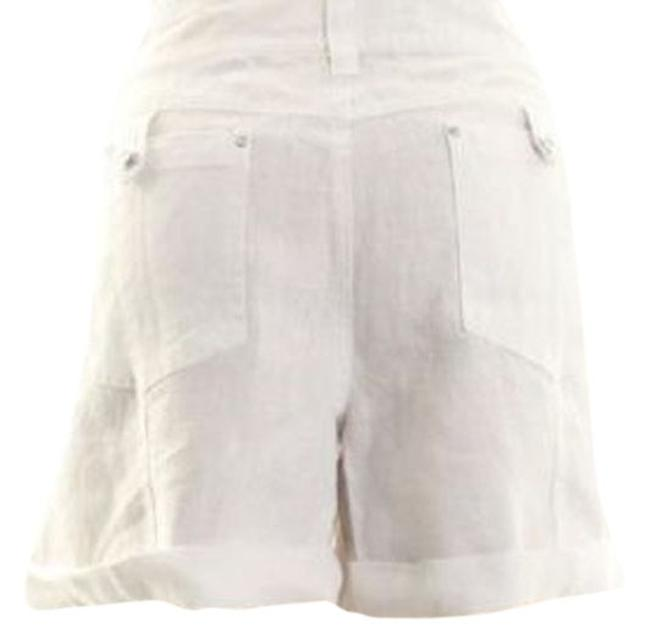 INC International Concepts Shorts White