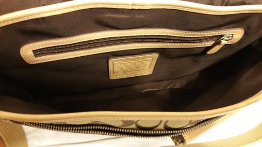 Coach Laptop Crossbody Briefcase Satchel