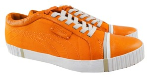 Alexander McQueen Collaboration Orange Athletic