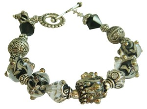 Other Handmade Lampwork Beaded Bracelet