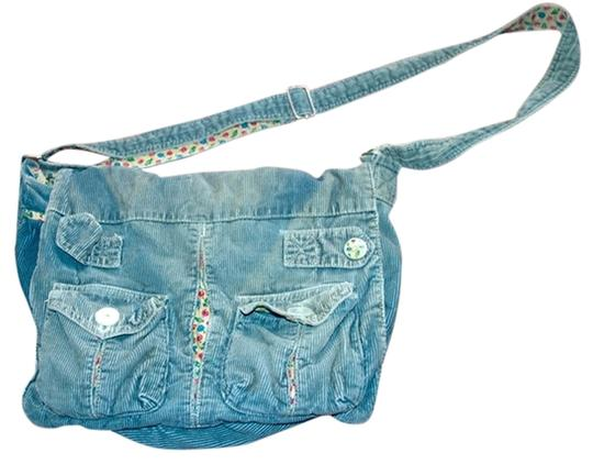 Other Boho Bohemiam Denim Messenger Bag