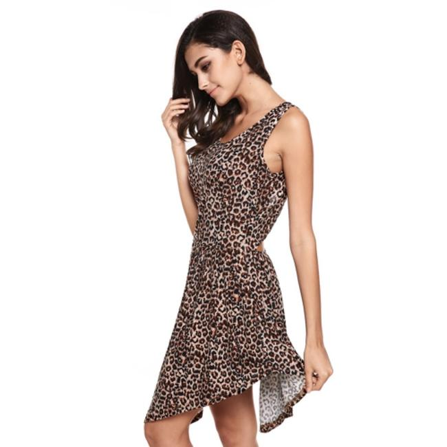 Other short dress Leopard on Tradesy