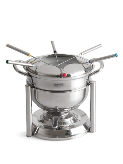 Stainless Steel * Flash Sale* Fondue Set (11 Pc)