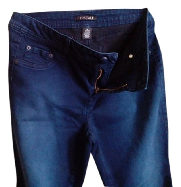 Roz & Ali Relaxed Fit Jeans-Light Wash