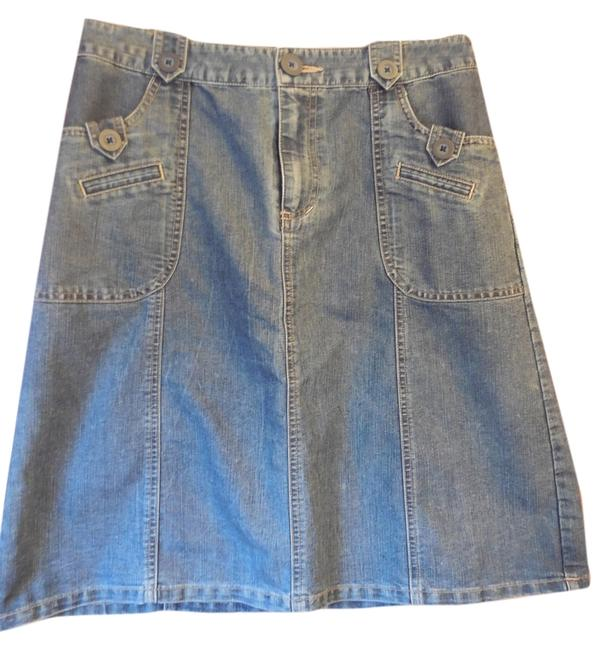 Cherokee Casual Skirt Denim