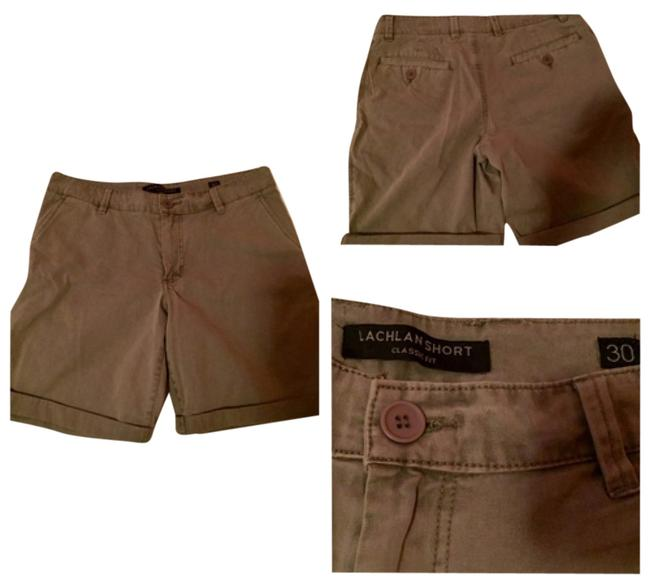 Cotton On Cuffed Shorts Army green