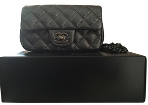 Chanel Quilted Flap Cross Body Bag