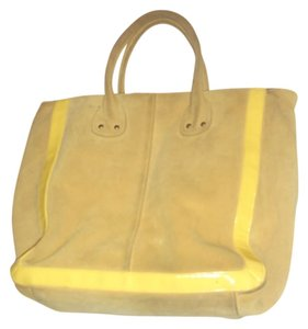 Gap Handbag Shopping Tote in Yellow