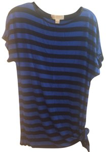 Michael Kors T Shirt Blue/Black