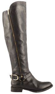 Steve Madden Riding Knee High black Boots