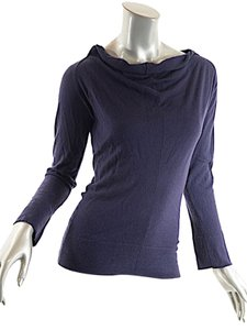 Cividini Cashmere Drapled Sweater