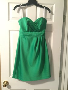 Alfred Angelo Kelly Green Sweetheart Dress