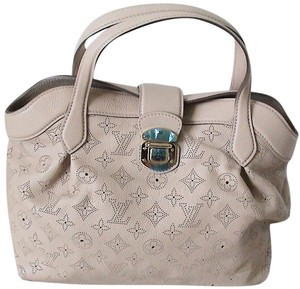 Louis Vuitton Perforated Monogram Timeless Luxurious Leather Made In France Tote in Coquille