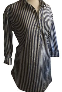 Lucky Brand Top Striped